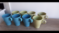 Porcelán bögre kávés csésze