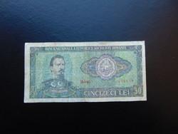 50 lei 1966 Románia