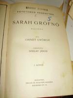 Georget Ohnet György: Sarah grófnő I. kötet