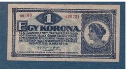 1 Korona 1920