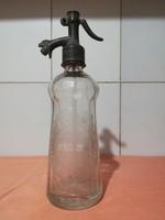 Szódásüveg eladó   Hürkecz