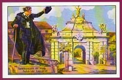 E - 0030 - - - Irredenta (reprint) képeslap - Gyulafehérvár, Alsó kapu