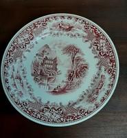 4205- Angol  Staffordshire tányér