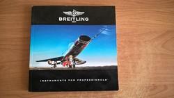 Breitling óra újság/katalógus