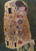 Gustav Klimt:Csók