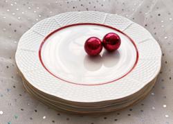 Herendi lapos tányérok 4db
