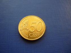 ÉSZTORSZÁG 50 EURO CENT 2018 ! UNC! RITKA!