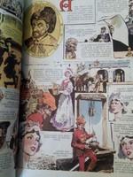Antik Kèpregèny Lutra matricás albumok