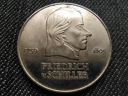 Németország Friedrich von Schiller 20 Márka 1972 A (id33287)