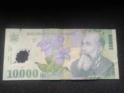 Románia 10000 Lei
