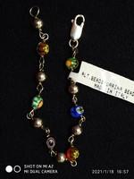 ITALY Murano bracelet 925