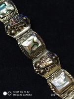 Mexico Alpaka bracelet