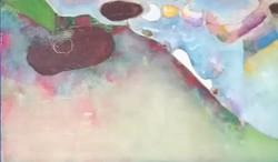 Ritkaság! Gerzson Pál (Munkácsy-díjas) festőművész egyik vázlata, amiből sosem készült el mű!