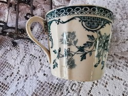 Spring fajansz csésze