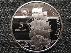 Niue .500 ezüst 5 dollár 1992 PP (id43807)
