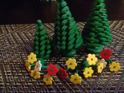 Lego növények