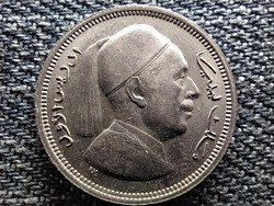 Líbia I. Idrisz (1951-1969) 1 quirsh piaszter 1952 aUNC (id41848)