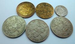 Afrikai váltópénz pénz érme pénzérme kupac