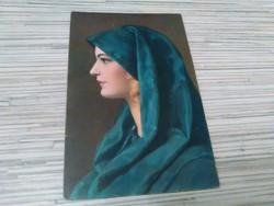 Antik képeslap. Stengel.
