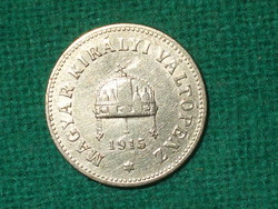 10 Fillér 1915 !