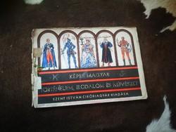 Szent István Cikória matrica album