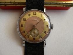 Unia egy nagyon ritka és szép svájci óra a II. világháború idejéből