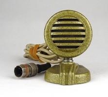 1C051 Régi retro Audio alumínium mikrofon ~ 1960