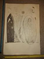 Kondor Lajos rézkarc reprodukció gyűjtőmappa 8.sorszám