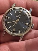 Régi kék számlapos különleges szép Marvin órát kinalom eladásra!Ara:12.000.-