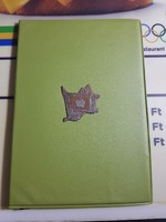 Szolgálati emléklap 1988-1990 10 db képel