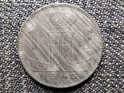 Belgium III. Lipót (1934-1951) 1 Frank (BELGIE BELGIQUE) 1946 (id42123)