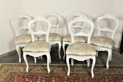 A117 Vintage stílusú barokk székek