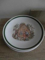 Nosztalgia mese tányérok- Kahla