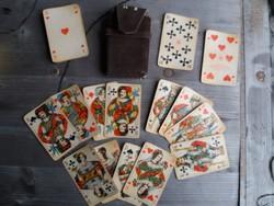 Vintage Kártyajáték