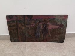 Oláh Mara Omara kép nagy méretű 45x75
