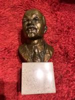 Nagymeretu eredeti Lenin kis plasztika eladó!Ara:30000.-