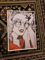 Pop art kép /plakát/nyomat