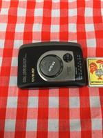 2 darab Retro Walkman - kazetta lejátszó - Sanyo TRC-850C , AIWA TA353