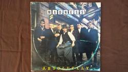 Madness Absulutely vinyl hanglemez