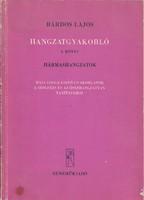 Bárdos Lajos: Hangzatgyakorló - I. könyv - Hármashangzatok