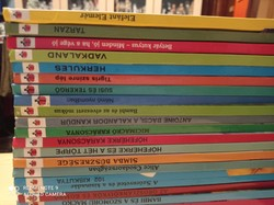25 darab Walt Disney könyvsorozat