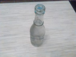 Antik Német sörös üveg. Genossenschafts-Brauerei Labiau. Padlás lelet.