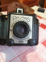 Pajtás fényképezőgép eredeti bőrtokban eladó!
