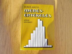 Mérésértékelés : Boros Andor