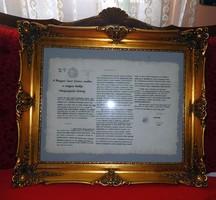 1935-ben a Magyar Szent Korona nevében hozott közigazgatási bírósági ítélet
