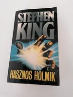 Stephen King: Hasznos holmik