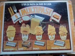 Marcato Multipast és Marcato D'Angelo tésztakészítő