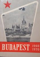 BUDAPEST 1960  -  1970 - HELYTÖRTÉNET