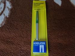 KREUZER Formel 1  Töltő toll eladó! '70-es-'80-as évek!   ÚJ, bliszteres!