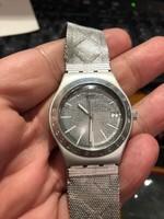 Swatch quartz óra, működő állapotban, gyűjtőknek kiváló darab.